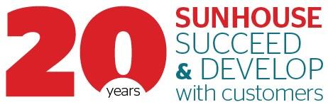20 năm Sunhouse thành công và phát triển cùng khách hàng